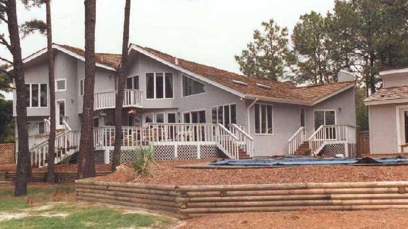 Passive Solar Residence