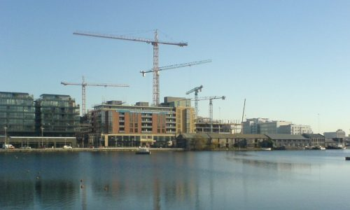 Docklands Construction...