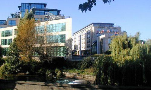 Herbert Park River View